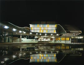 Ringwood Library, 1994-5.