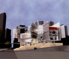 MGT's competition proposal for Sydney's MCA has won the Architectural Review Future Project Prize.