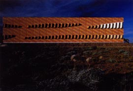 Online Media Centre, by Lyons. Image: Trevor Mein, courtesy Kayne Construction.
