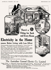 "The ""ideal home"", 1923."