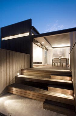 House for Deena, Elizabeth Watson Brown Architects.