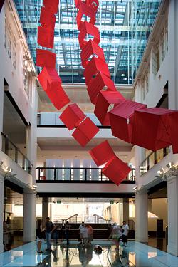 installation architectureau
