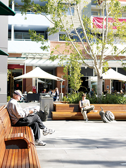 Rouse Hill Town Centre Architectureau