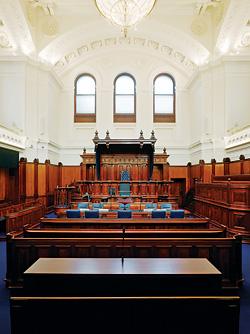 Historic Courts Architectureau