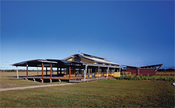 Recreation Centre, University of the Sunshine Coast. Image: Richard Stringer.
